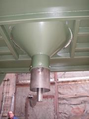 Urządzenie do przetwarzania surowców wtórnych typ