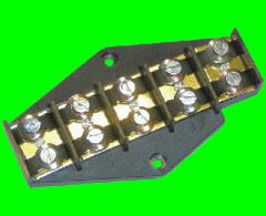 Electroadjusting products