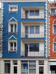 Decorative facades