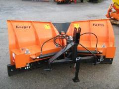 Pług PU-1700 / PU-2100 Kacper