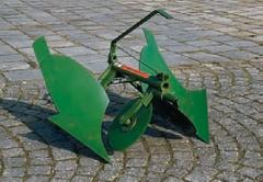 Plows for tractors