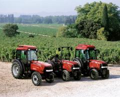 Ciągniki rolnicze Case JXN / JXV