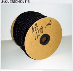 Cords rubber round section
