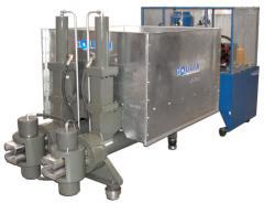 Brykieciarki hydrauliczne
