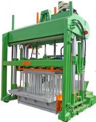 Equipment block-forming