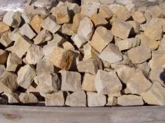 Kostka brukowa z piaskowca