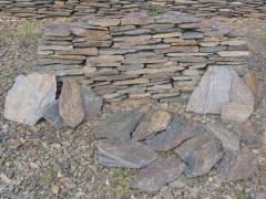 Kamień murowy płytowy