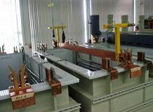 Tubs and other items galvanizing lines. Plating