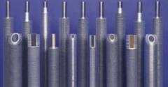 Extended surface Tubes for heat exchangers