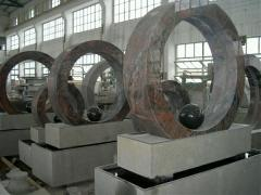 Fontanny granitowe i marmurowe