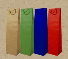 Besin malları için kağıt paketler