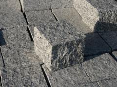Kostka granitowa z płyt