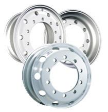 Felgi aluminiowe do samochodów ciężarowych