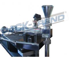 Batcher for liquid and viscous products