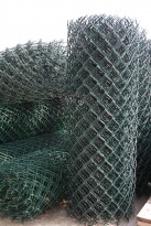 Mesh for fencing