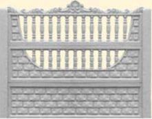 Formy do produkcji ogrodzeń i płotów