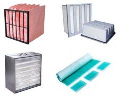 Filtry wentylacji i klimatyzacji