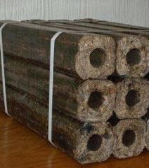 Brykiety z drewna