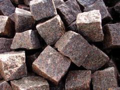 Kostka granitowa Kolorowa Bohus