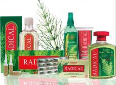 Radical® Kosmetyki do włosów słabych,
