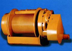 Wciągarka hydrauliczna WH 321
