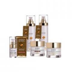 Amber Gold Collection Seria kosmetyków do twarzy