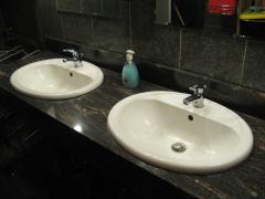 Blaty łazienkowe