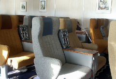Seats and chairs for boats