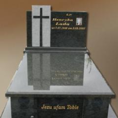 Nagrobki i grobowce pojedyncze
