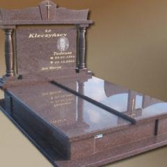 Nagrobki i grobowce podwójne