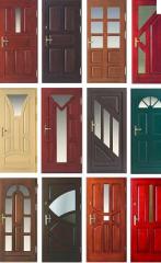 Oferta różnego rodzaju drzwi
