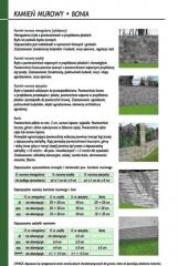 Kamień Murowy - Bonia