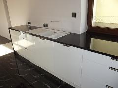 Granitowe blaty kuchenne