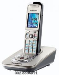 Komfortowy telefon bezprzewodowy z automatyczną
