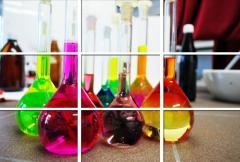 Chemia laboratoryjna.