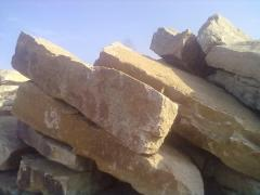 Bryіy granitowe kl. III szaro-rude