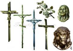 Kupię Metalowe Krzyże i Ornamenty