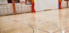Podłogi sportowe, hale sportowe