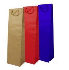 Χάρτινες σακούλες
