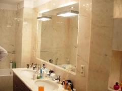 Blaty łazienkowe granitowe i marmurowe