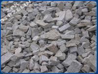 Kamień łamany do budownictwa hydrotechnicznego