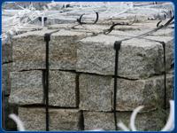 Kamień murowy (granit strzegomski)