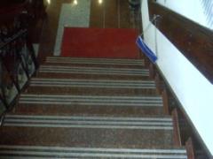 Schody (stopnie) granitowe