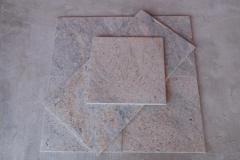 Płytki granitowe polerowane shivakashi 40x40x1