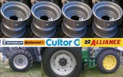 Disks for motor vehicles