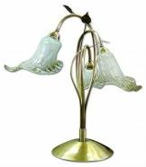 Lampka mosiężna