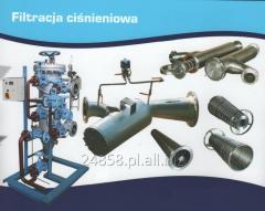 Filtracja ciśnieniowa