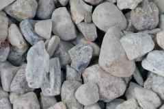 Kamień rzeczny płukany