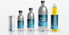 Napoje izotoniczne w butelkach PET oraz puszkach