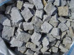 Kamień łamany niesortowany